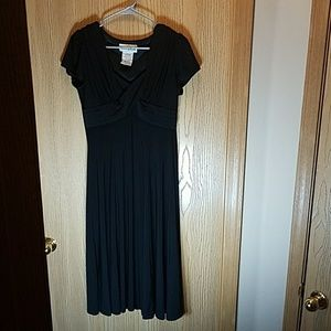 Danny & Nicole Little Black Dress Size 6